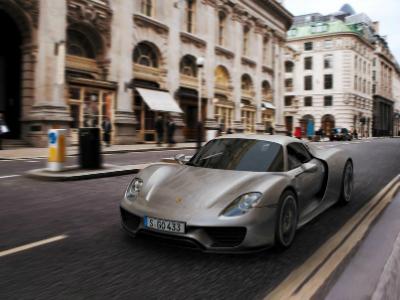 Porsche отзывает в России уникальный спорткар стоимостью более 80 млн рублей