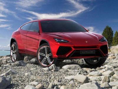 Презентация кроссовера Lamborghini Urus запланирована на осень нынешнего 2017-ого
