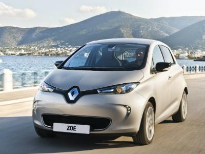 Рэно может привезти на рынок автомобилей РФэлектрокар Zoe