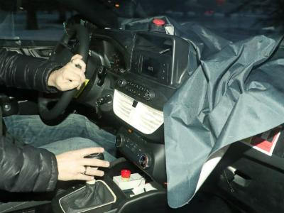 ВCети появились кадры нового Форд Focus всерийном кузове