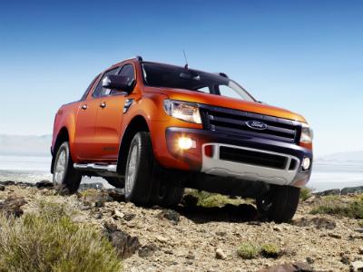 В РФ из-за коробки переключения передач отзывают Форд Ranger