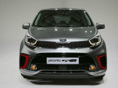 Новый Кия Picanto обзавелся литровым турбомотором