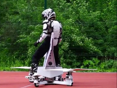 В РФ создали обновленную модель летающего легенда