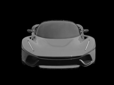 Компания Феррари запатентовала новое купе