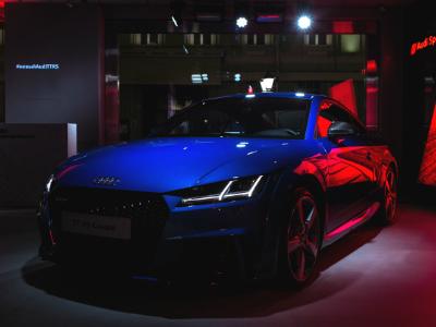 Ауди объявил остарте продаж Ауди TTRS Coupé