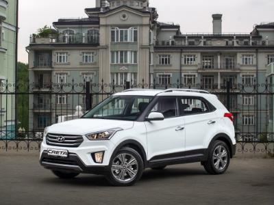 Хюндай Creta вконце зимы стал лидером сектора SUV нарынке РФ