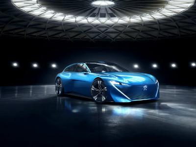 Peugeot назвала дату начала массового производства нового седана