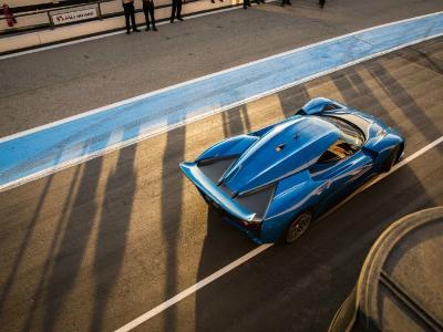 Китайский электрокар Nio побил рекорд скорости прохождения дороги Нюрбургринг