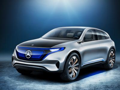 Chery подал жалобу на Mercedes-Benz из-за бренда EQ для электромобилей