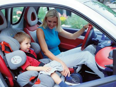 ГИБДД передает: дети-пассажиры на трассах погибают чаще, чем дети-пешеходы