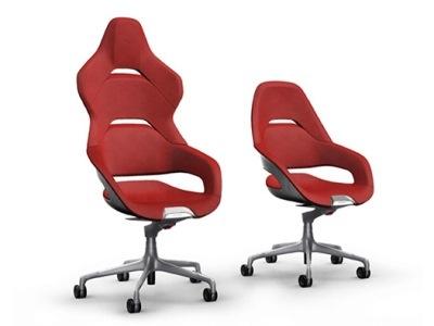 Ferrari представила офисное кресло— Новое направление