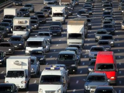 Автопарк столичного региона превысил 8 млн единиц