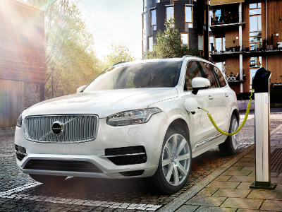 Volvo выпустит первый электромобиль в Китае