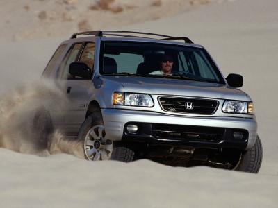 Хонда подумывает возродить кроссовер Passport