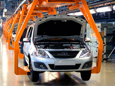 АвтоВАЗ выздоравливает: ущерб завода в2015-м году снизился втрое