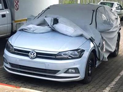 VW представит новые Polo иTouareg в 2017г