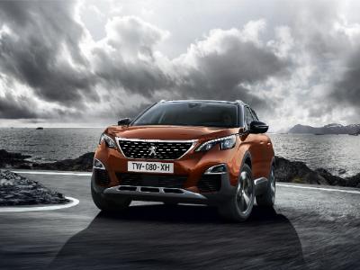 Peugeot (Пежо) озвучила русские цены нановый кроссовер 3008