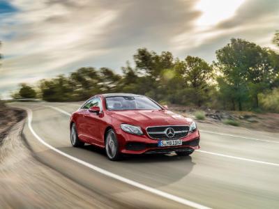 Benz отзывает новые автомобили E-Class в РФ