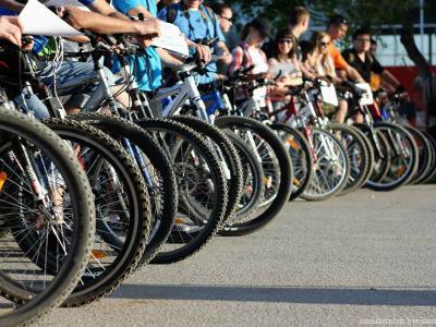 Велопарад в российской столице собрал рекордное число участников