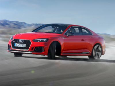 Новое купе Audi RS 5 Coupe оценено в рублях