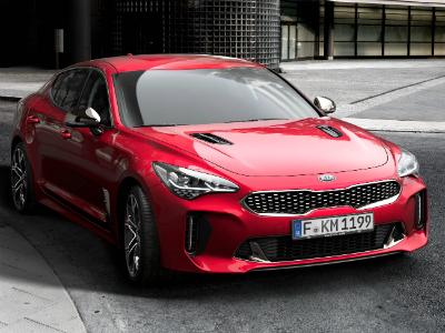 В Российской Федерации стартуют продажи самого скорого автомобиля Киа