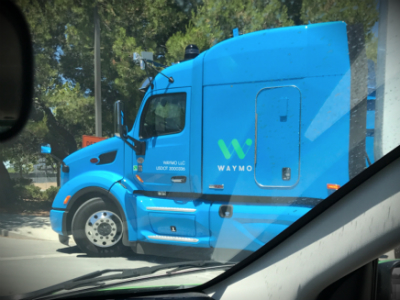 Вweb-сети появились первые фото беспилотных фургонов