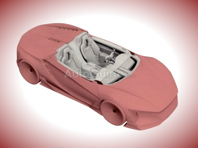 Опубликованы патентные изображения компактной версии Honda NSX