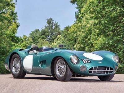 Британский спорткар Aston Martin продан за рекордные $22,5 млн