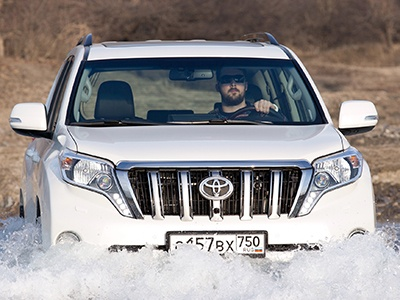 Toyota покажет во Франкфурте новый Land Cruiser Prado