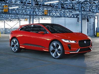 Все модели Jaguar Land Rover получат батареи и электромоторы с 2020 года