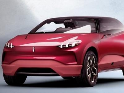 Китайцы воФранкфурте показали конкурента Tesla Model X