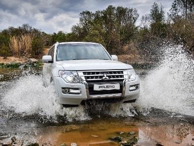Mitsubishi пересмотрел российский ценник модели Pajero