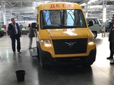 Путину покажут новый автобус УАЗ