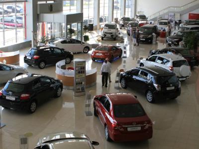 Кузбасс замыкает топ-20 регионов по продаже новых автомобилей