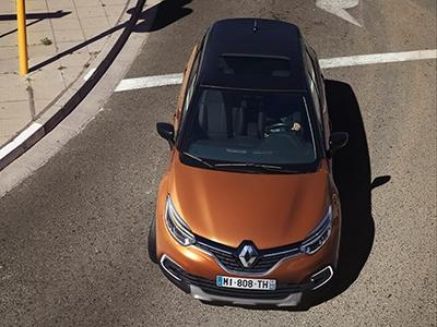 Renault готовит к выпуску «Гранд Каптюр»