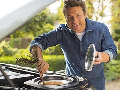 Передвижная кухня: Лэнд-Ровер представил вседорожный автомобиль сгрилем итостером