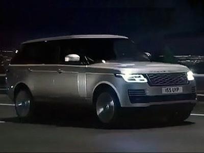 Объявлены цены на обновленный Range Rover Sport в России