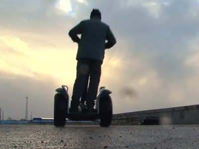 Езду на гироскутерах и сигвеях подведут под ПДД