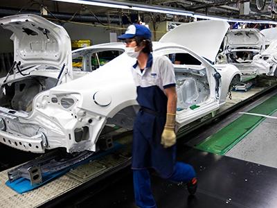 Завод Субару проверяли неквалифицированные работники