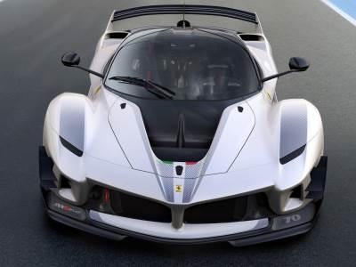 Ferrari представила чрезвычайно эксклюзивную модель