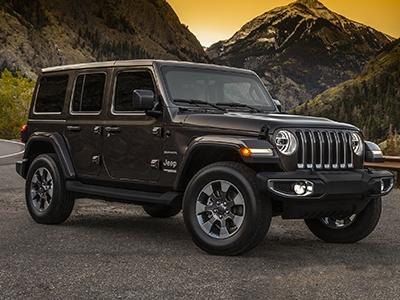 Jeep официально раскрыл абсолютно новый Wrangler