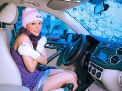 Как заставить автомобильную печку огненно жарить зимой