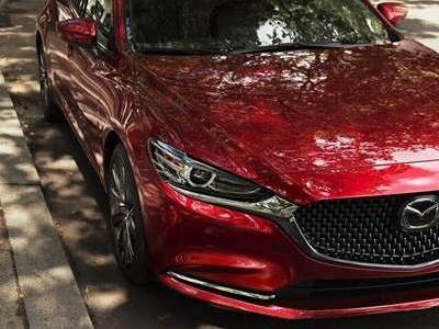 Обновленную Mazda6 стурбомотором покажут вЛос-Анджелесе