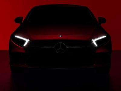 Новое купе Мерседес-Бенс CLS презентуют вЛос-Анджелесе