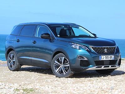 Peugeot объявляет дату старта продаж кроссовера 5008