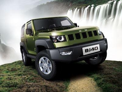 Китайский BAIC откажется торговать машины сДВС к 2025