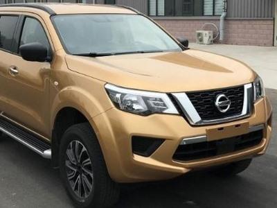 Рассекречен новый суровый вседорожник Nissan