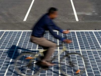 Автодорога в КНР будет вырабатывать электричество— Новые технологии