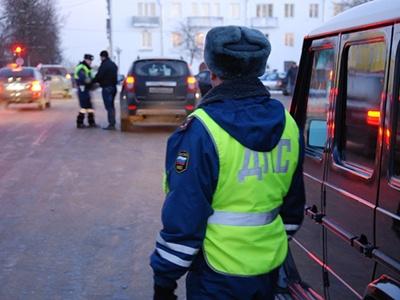 Жители России плохо высказались оработе ГИБДД