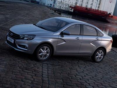 LADA и Mercedes-Benz лидируют на вторичном авторынке Москвы